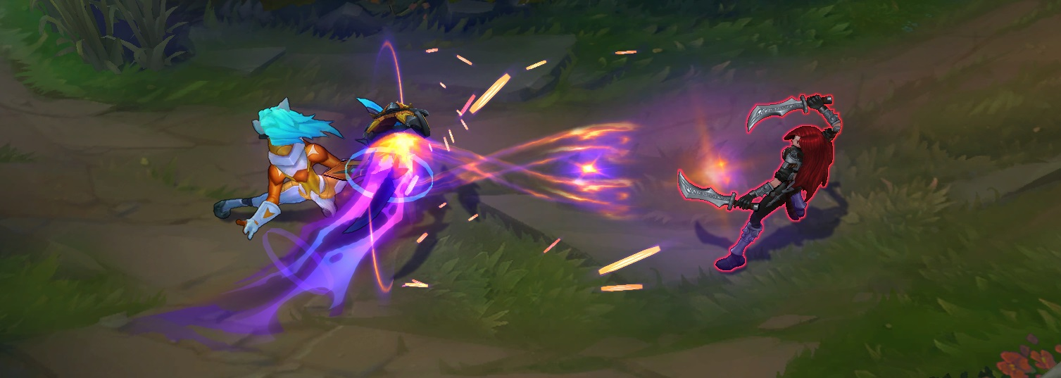 Super Galaxy Kindred e
