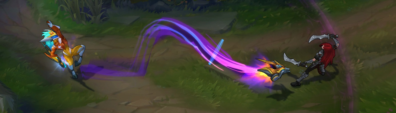 Super Galaxy Kindred w