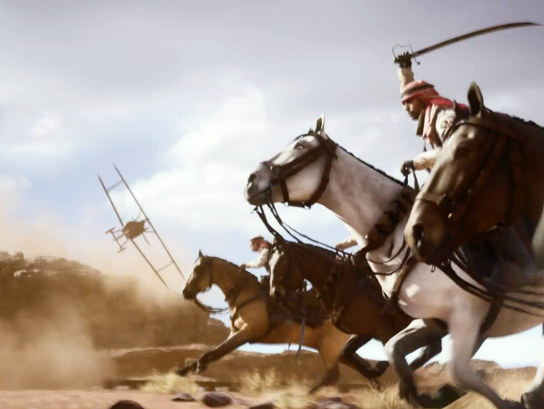battlefield 1 osmanli
