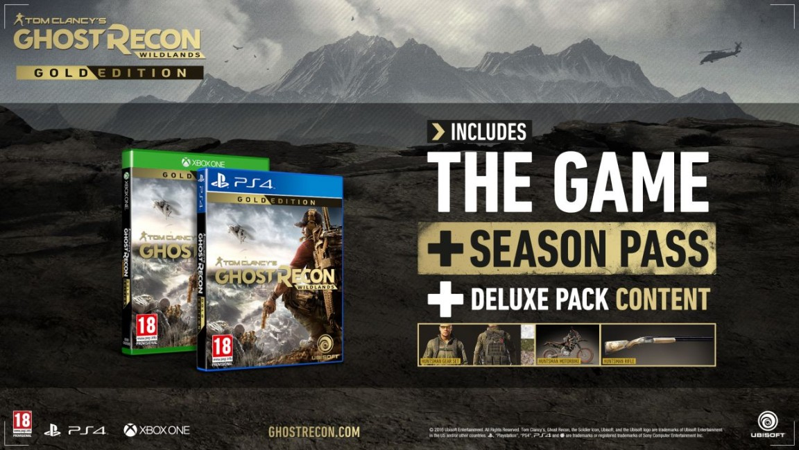ghost recon gold edition
