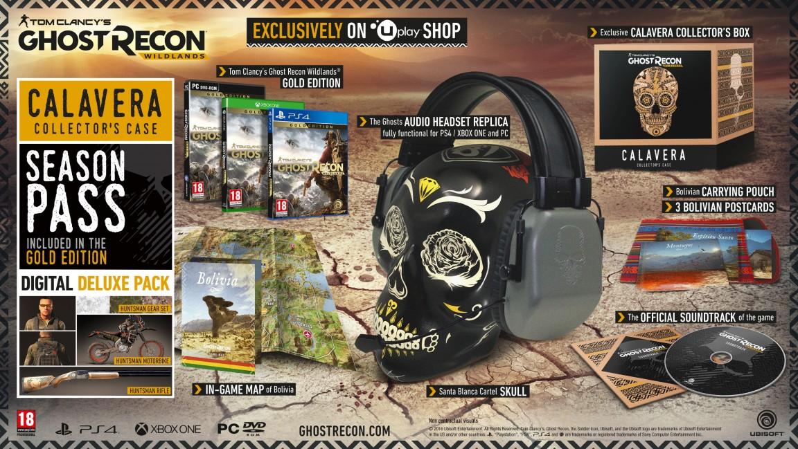 ghost_recon_wildlands exclusive edition