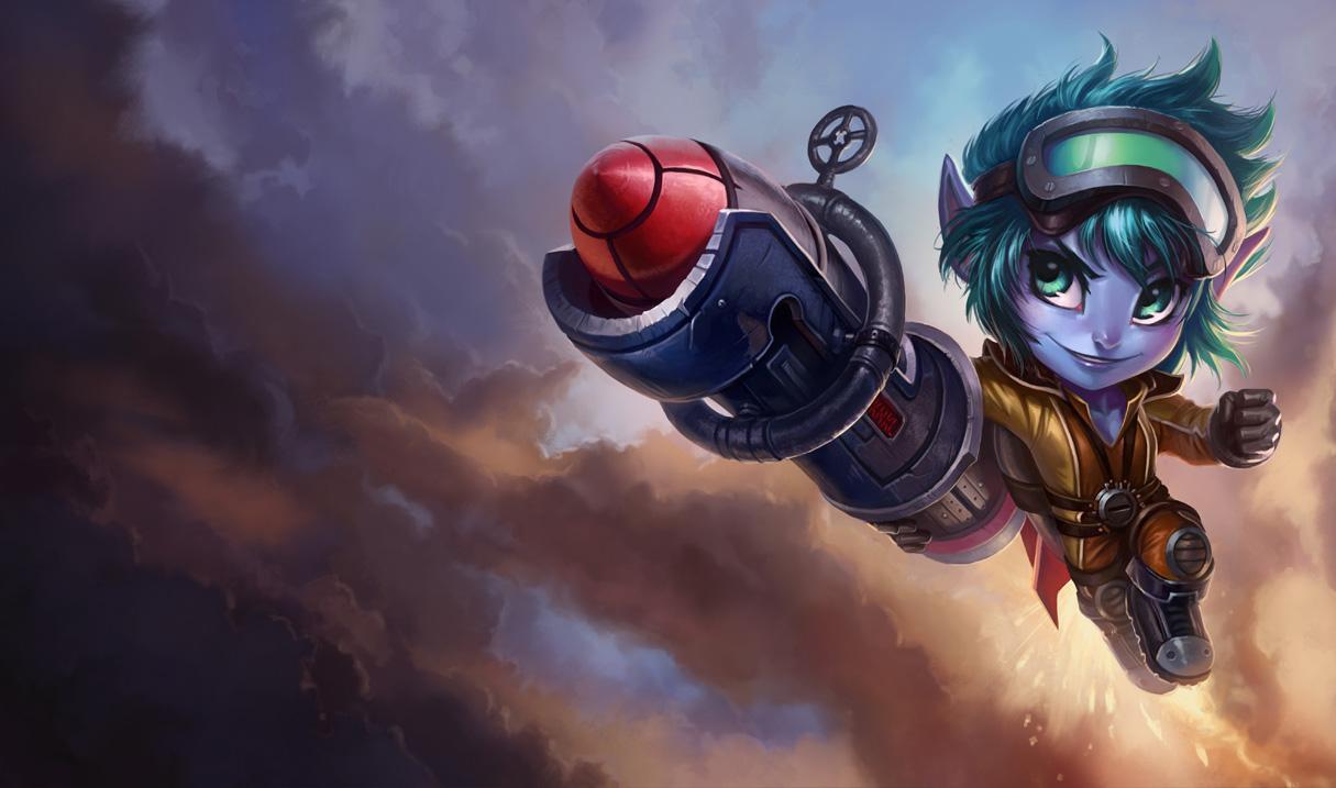 Roket Kız Tristana
