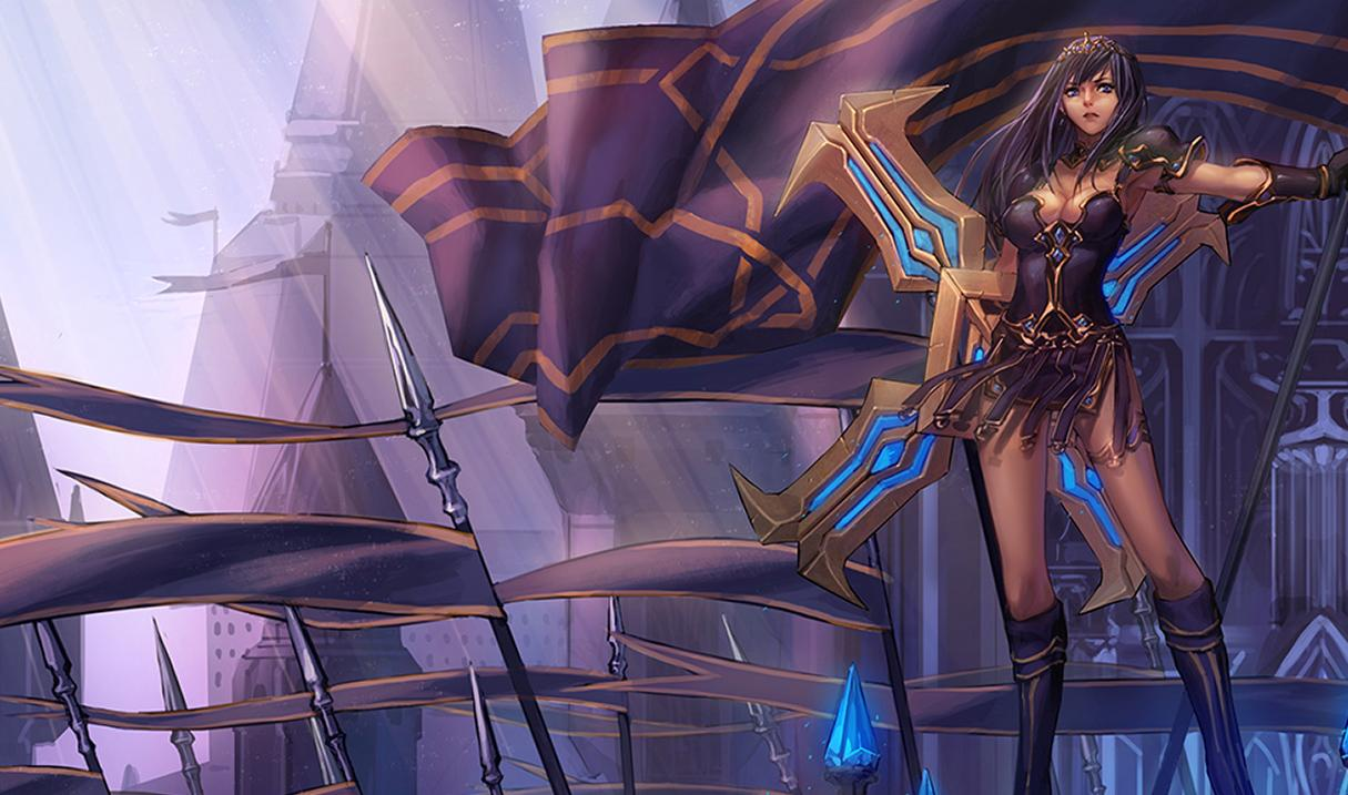 Savaşçı Prenses Sivir