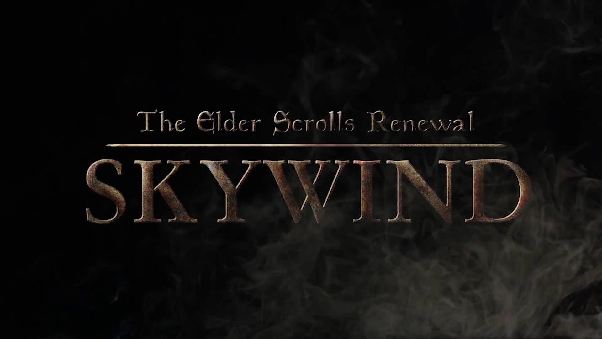 elder scroll v Skywind Prevalence