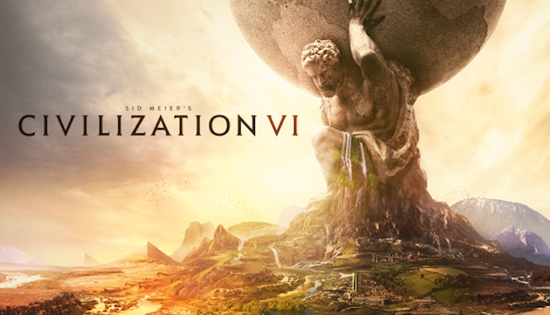 Civilization VI art of video